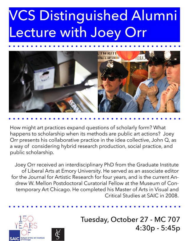 joey orr lecture-2